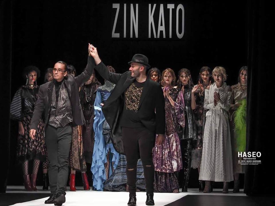 21 ottobre 2017 ZIN KATO Tokyo collection