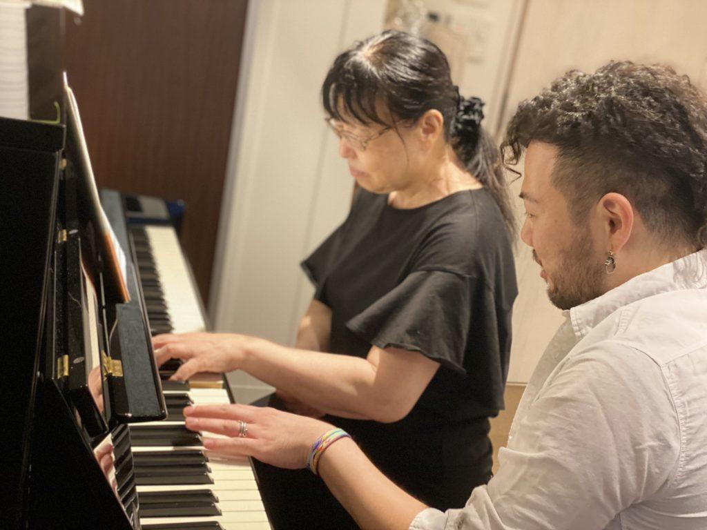 Piano lesson-foto(HP)